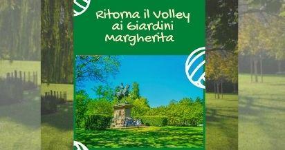 Il volley torna ai Giardini Margherita dopo oltre un decennio